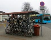 Die Fahrradstation