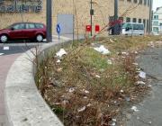 Städtischer Müll