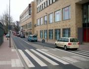 Verkehrsprägend: die RheinBerg-Galerie