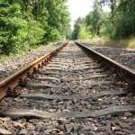 Thema: Bahndamm …