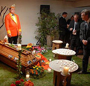 Trauerfeier für Horst Neuhäuser