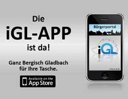 iGL App: Ganz Gladbach in der Hosentasche
