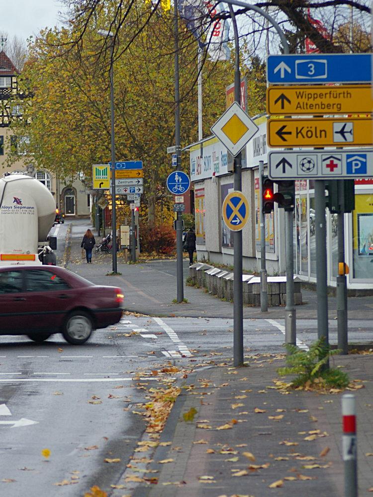 Radwege: Keine Lösung für die Sicherheit