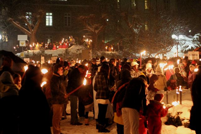 Die besten Termine rund um Weihnachten 2011