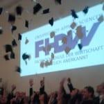 Diplom- und Bachelor-Feier