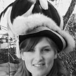 Stefanie Will – die neue Regimentstocher in schwarz-weiß