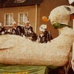 Chronik der Bensberger Garde: 40 Jahre Brauchtum