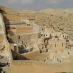 Fahrt von Beton- zu Felsenwüsten (Beit Jala 5)