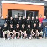 Korfball-U16 fit für Schijndel