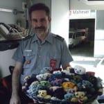 50 Teddy Tanten Trostteddys an den Malteser Hilfsdienst