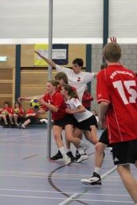 Korfball-Jugend Vierter in Schijndel