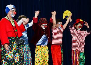 Zirkusprojekt der GGS Gronau begeistert