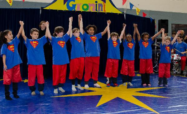 Die Supermänner von Gronini