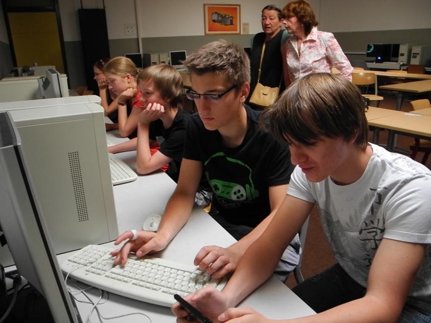 iGL macht Schule: erfolgreiche Redaktionssitzung in der IGP
