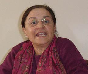 Ein Abend mit Sumaya Farhat-Naser