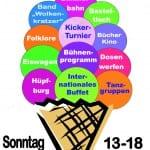 Eistütenfest im Wohnpark Bensberg