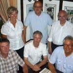 Schloßgarde Grün-Gold wählt neuen Vorstand
