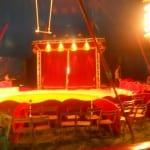 Fleißiges Training für den Zirkusauftritt
