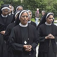 Indische Nonnen gründen Kloster im Marienkrankenhaus