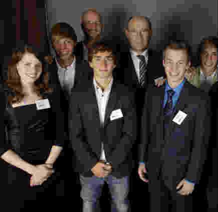 DBG-Schüler machen Abschluss als Junior-Manager