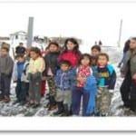 Schuhe für Bulgarien – Annahmestelle jetzt geöffnet