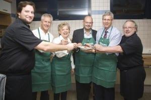 Gesundes Kochen bei der AOK Rheinland/Hamburg