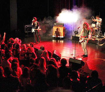 Zum Weinen gut: Jugendkulturfestival Move In 2011
