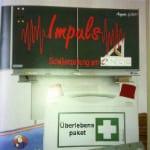 Impuls – NCG-Schülerzeitung beschäftigt sich mit Notfällen