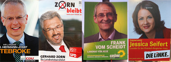 Liveblog: Tebroke gewinnt Landratswahl