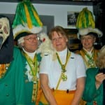 Grün-Goldene Uniformen einmal ganz anders