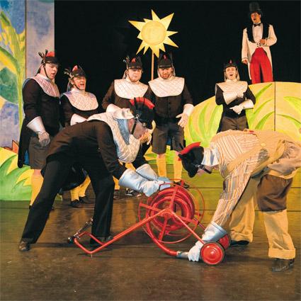 Traum vom Glück: Musical für ALLE Gladbacher Kinder