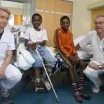 Jungen aus Angola im MKH erfolgreich operiert