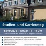 FHDW 21.Januar 2012: Studien- und Karrieretag