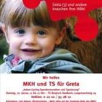 TS 79 und MKH rufen zum Kampf für Greta auf