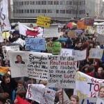 Fotos, Videos, Doku: Schüler demonstrieren für ihre Schulen