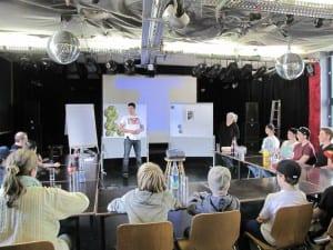 Workshop am 20.04.2012