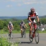 Staubwolke Refrath: Volksradfahren und Radtourenfahrt