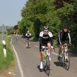 """Radtourenfahrt """"Rund um Schloß Bensberg"""""""