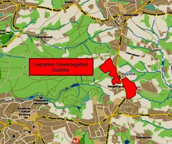 Video: Landschaft zwischen Herkenrath und Moitzfeld!