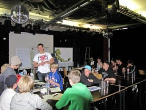 Workshop am 20.04.2012