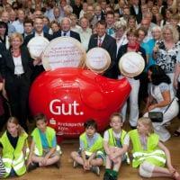 Kreissparkasse schüttet 108.500 Euro an Vereine aus