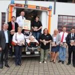Unternehmen finanzieren 900 Teddys für Rettungsdienst