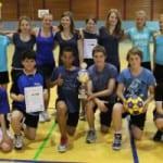 Odenthaler Korfballteams sichern sich den Pokal