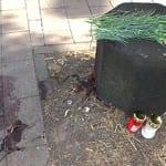 Nach Mord am Bahnhof: Polizei befragt Zeugen
