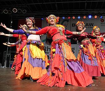 So rund ist das Stadt- und Kulturfest