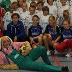 TuS und Schwerin teilen sich Siegerpokale