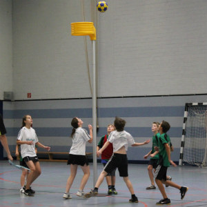 Internationales Jugend-Korfballturnier in Odenthal