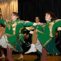 Tanzcorps der Schlossgarde zu Besuch im Maritim