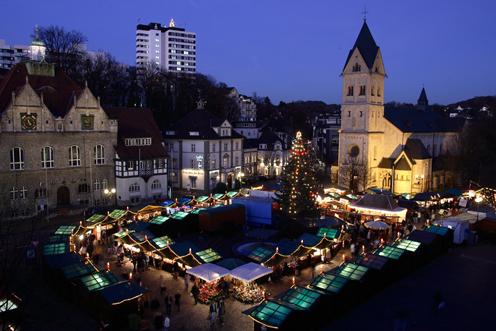 Weihnachtsmärkte im Bergischen Land