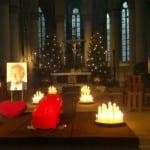 Trauerfeier für Fritz Roth im Video